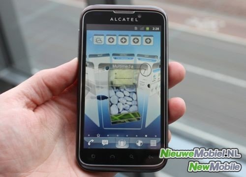 Alcatel Onte Touch Android