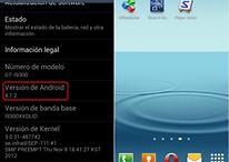 ¡Android 4.1.2 para el Samsung Galaxy S3! - Función multiventana y más