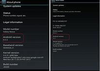 ¡Android 4.2.2 para el Galaxy Nexus, Nexus 7 y Nexus 10!