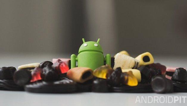 """Android 5.0 Licorice o todas las cosas dulces que empiezan por """"L"""""""