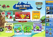 Angry Birds Friends llega a Android tras el éxito en Facebook