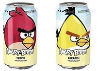 La fiebre de Angry Birds - De una latas de refresco al arte