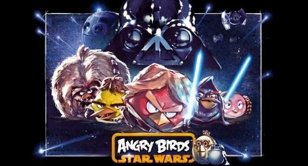 descargar angry birds star wars