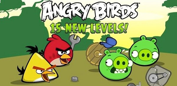 angrybirds levels