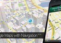 Actualización Google Maps en el Android Market