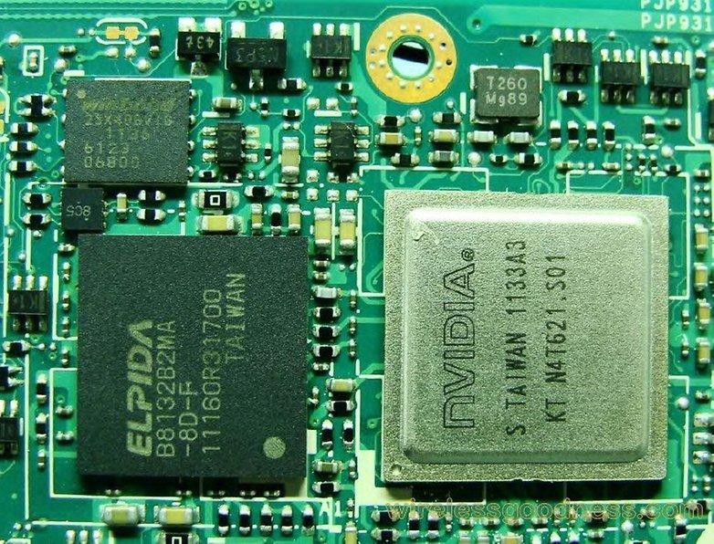 Asus Transformer Prime prueba FCC 2