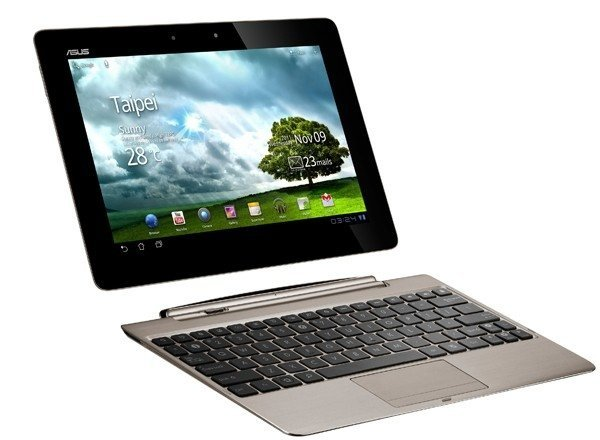 ASUS Transformer Prime Ice Cream Sandwich