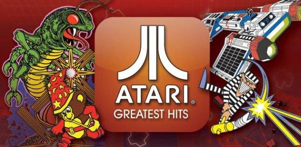 Clásicos Atari recopilación