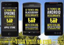 Biit llega hoy a Android - Música legal para todos