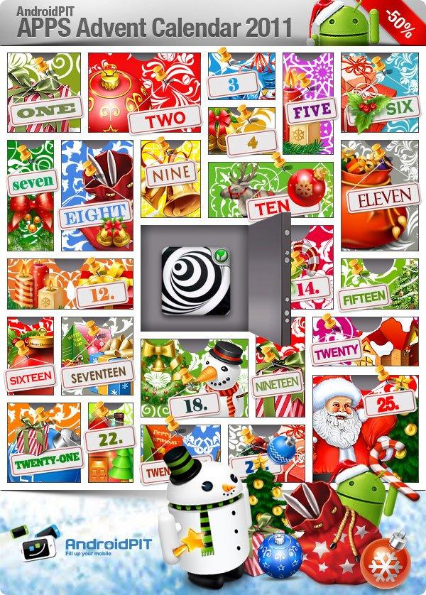 AndroidPIT Avent Calendar J13