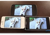 Resolución de pantalla: Sony Xperia S vs. Galaxy Nexus vs. iPhone 4S