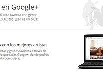 Charlas+Música - El proyecto de Google para hangouts con artistas