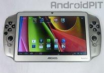 Archos GamePad, recensione del tablet console