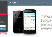La odisea de comprar el Nexus 4 en Google Play Store