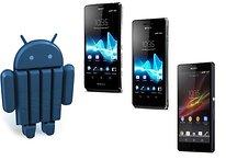 CyanogenMod 11 Nightlies llega al Xperia T, Xperia V y Xperia Z
