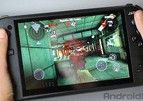 JXD S7800 - Análisis de un nuevo GamePad Android