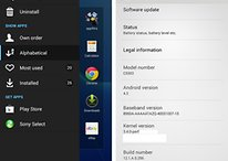 Android 4.3 ROM available for Xperia SP and T