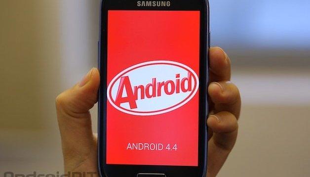 Cómo instalar Android KitKat 4.4 en el Galaxy S3 mini