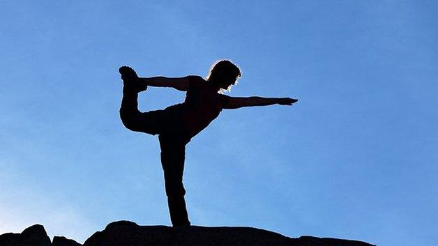 aplicaciones yoga android