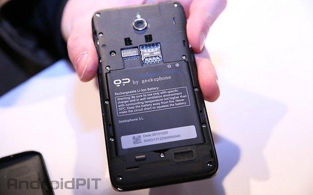 blackphone battery