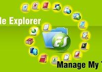 Cómo desinstalar varias aplicaciones con ES Explorador de Archivos