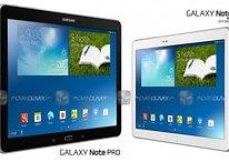 Samsung Galaxy Note Pro - Un nuevo tablet de 12,2 pulgadas