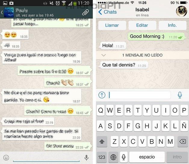 ios android whatsapp 4