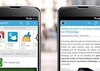 AndroidPIT App llega a la versión 2.1 - ¡Gran actualización!