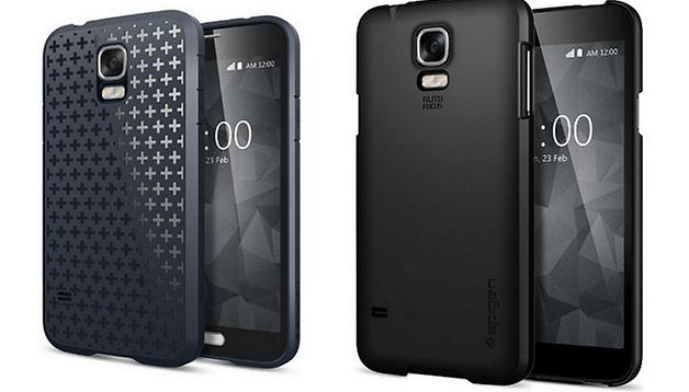 Samsung Galaxy S5 et S5 Prime : les premières images !