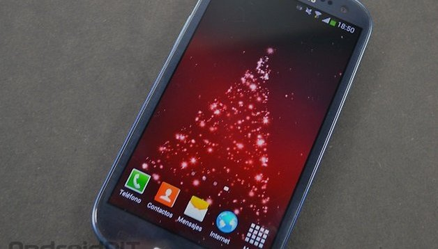 Ho ho ho: the best Christmas wallpapers for Android