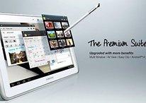 Samsung Galaxy Note 10.1 - Llega la Premium Suite de Android 4.1.2
