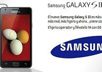Samsung descuenta 50 Euros al precio del Samsung Galaxy S2