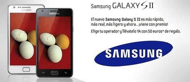 Precio Samsung Galaxy S2