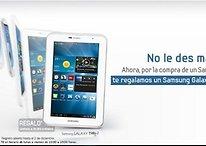 ¿Quieres un Galaxy Tab 2? - Con la compra del S3 Samsung te lo regala