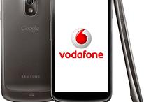 Precios y tarifas del Galaxy Nexus con Vodafone