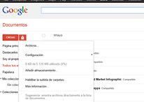 5 GB más en Google Docs gracias al lanzamiento de Google Drive