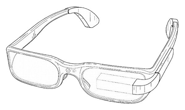google glasses sinistra
