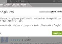 Google+ y Google Play Store se integran - El nuevo motor de red social