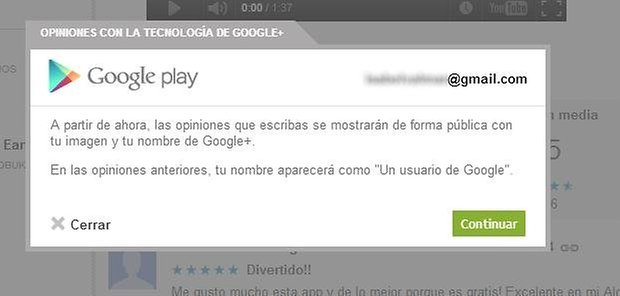 google+ plus google play store