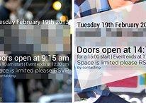 HTC M7 - ¿Lo veremos el 19 de febrero en el evento de Londres y NYC?