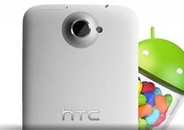 Le HTC One X recevra Jelly Bean en octobre