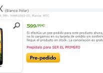 HTC One X: ¡Ya tenemos precio!