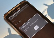 Ha llegado una actualización de Gingerbread para HTC Thunderbolt