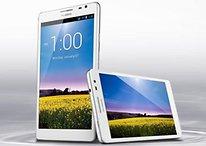 Huawei Ascend Mate e Ascend D2: presentazione ufficiale