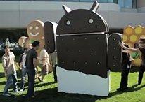 Actualización Android Gingerbread: casi todos los dispositvos tendrán Ice Cream Sandwich