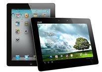 Transformer Prime vs iPad 2: ¿Cuál tiene mejores gráficos?