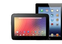 Nexus 10 vs. iPad 4Gen - Comparamos sus especificaciones