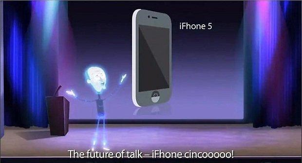 presentacion iphone 5