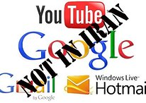 Irã sem GMail, Hotmail e YouTube