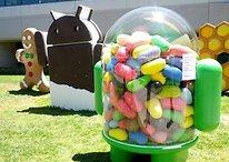 Actualización Jelly Bean - El asunto empieza con retrasos y confusión
